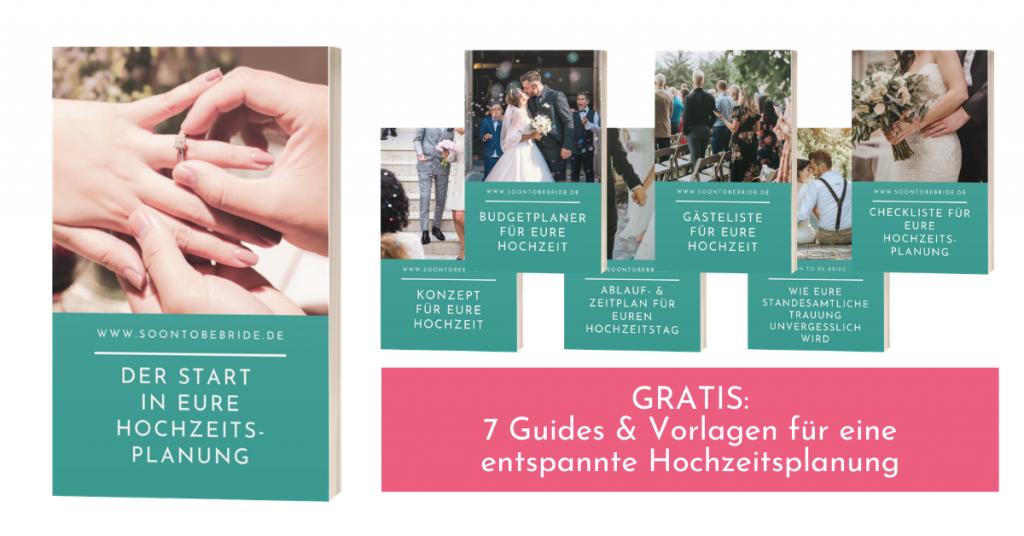 Hochzeitsplanung Kostenloses Starter Set